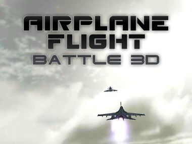 Airplane Flight Battle 3D v1.0