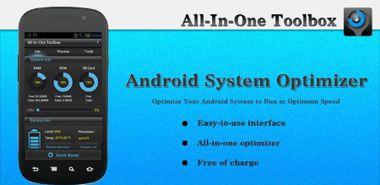 دانلود نرم افزار کاربردی All-In-One Toolbox 3.7  – اندروید
