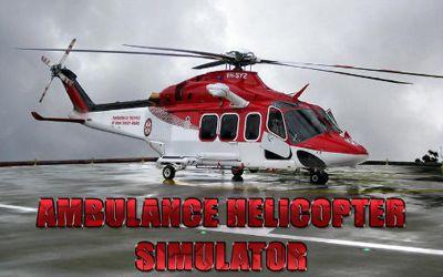 شبیه سازی هلیکوپتر نجات Ambulance Helicopter Simulator v1.1 – اندروید