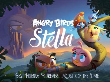 دانلود بازی پرندگان خشمگین استلا Angry Birds Stella v1.0.2 – اندروید