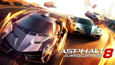 دانلود بازی فوق العاده آسفالت Asphalt 8: Airborne v1.1.1 – اندروید