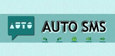 پاسخگویی اتوماتیک به پیامک ها با Auto SMS 2.9.5 – اندروید