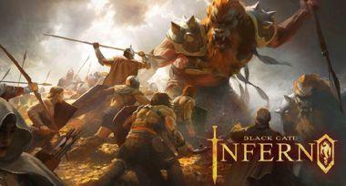 بازی استراتژیک دروازه سیاه BLACK GATE: INFERNO v1.0 – اندروید