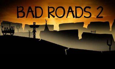 دانلود بازی هیجان انگیز Bad Roads 2 1.54 – اندروید