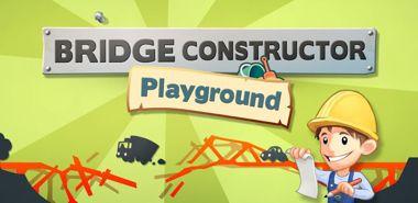 بازی شبیه ساز ساخت پل Bridge Constructor Playground v1.2 – اندروید