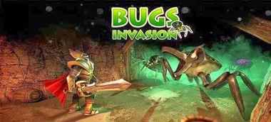 دانلود بازی اکشن و فوق العاده Bugs Invasion 3D v1.4 – اندروید