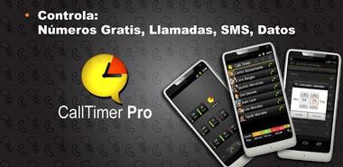 دانلود نرم افزار کاربردی Call Timer Pro v2.0.69 – اندروید