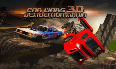 دانلود بازی جنگ ماشین ها Car Wars 3D-Demolition Mania v1.1 – اندروید