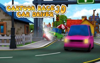 دانلود بازی Cartoon Race 3D Car Driver 1.1.1 – اندروید