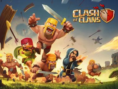 بازی آنلاین استراتژیکی Clash of Clans v5.172 – اندروید