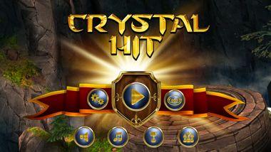 دانلود مستقیم بازی فوق العاده زیبا Crystal Hit v1.0.2 – اندروید