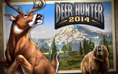 دانلود بازی شکار حیوانات DEER HUNTER 2014 v2.4.3 – اندروید