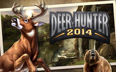 بازی شکار حیوانات DEER HUNTER 2014 v1.2.6 – اندروید
