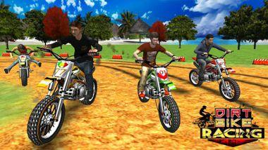 دانلود بازی موتور سواری جاده خاکی Dirt Bike Racing مخصوص iOS 5 به بالا