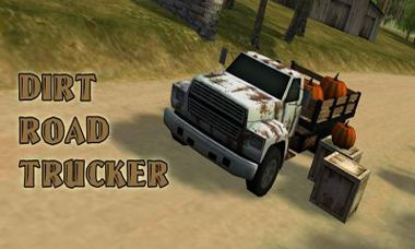 بازی رانندگی کامیون Dirt Road Trucker 3D v1.5.1 – اندروید