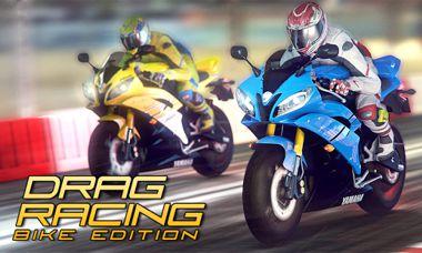دانلود مسابقات درگ موتور Drag Racing: Bike Edition – اندروید