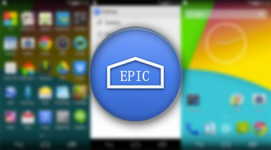 دانلود لانچر محبوب Epic Launcher Lollipop v1.2.6 – اندروید