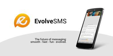 نرم افزار مدیریت اس ام اس EvolveSMS v4.0.1 – اندروید