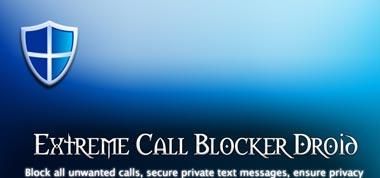 مسدود کردن تماس ها با Extreme Call Blocker v30.7.7 – اندروید