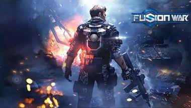 دانلود بازی جنگی فوق العاده زیبا Fusion War v0.5.21.2 – اندروید