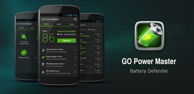 کاهش مصرف باتری با GO Battery Saver &Power Widget v4.11 – اندروید