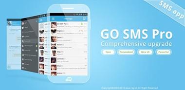 دانلود نرم افزار مدیریت حرفه ای پیام ها GO SMS Pro v5.34 – اندروید