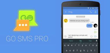 دانلود نرم افزار قدرتمند مدیریت پیام ها GO SMS Pro v6.36 – اندروید