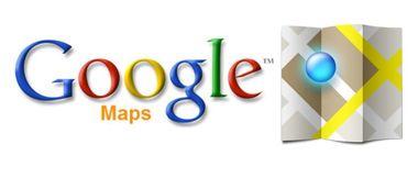 دانلود نرم افزار نقشه گوگل Google Maps 9.1.2 – اندروید