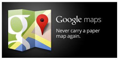 ورژن جدید نرم افزار گوگل مپ Google Maps v7.1.0 – اندروید