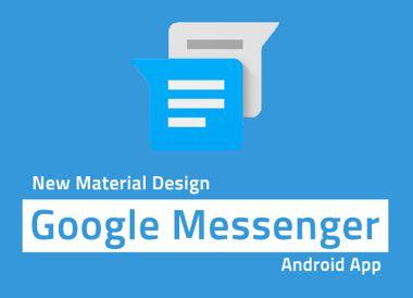 دانلود مستقیم مسنجر گوگل Google Messenger  – اندروید