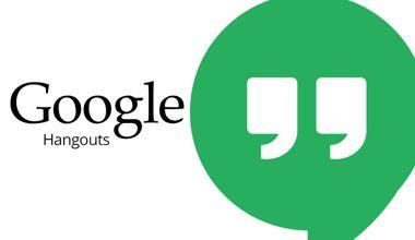 نرم افزار محبوب مسنجر گوگل Hangouts v2.1.317 – اندروید