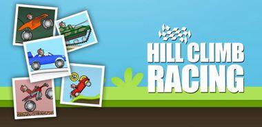 دانلود بازی مسابقه ای تپه نوردی Hill Climb Racing v1.9.0 – اندروید