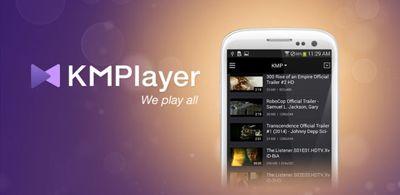 دانلود نرم افزار پلیر قدرتمند KMPlayer v1.3.2 – اندروید