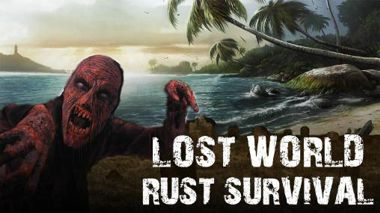 Lost World Rust Survival 1.3 – اندروید