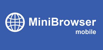 نرم افزار مرورگر فوق العاده MiniBrowser PRO v2.8 – اندروید