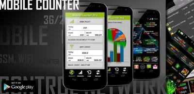دانلود نرم افزار مدیریت اینترنت گوشی Mobile Counter 3.9.2 – اندروید