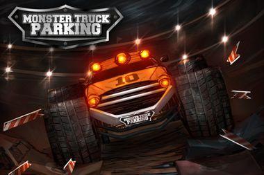 بازی پارک کردن ماشین های غول پیکر Monster Truck Parking v1.0 – اندروید