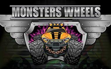 دانلود بازی فوق العاده Monster wheels: Kings of crash v1.1 – اندروید