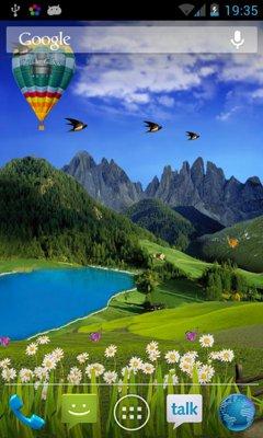 دانلود لایو والپیپر Mountain Live Wallpaper v3.8 – اندروید