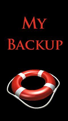 دانلود نرم افزار رایگان بک آپ گیری از گوشی My Backup v4.4.5 – اندروید