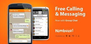 نرم افزار مسنجر رایگان Nimbuzz Messenger 2.5.2 – اندروید