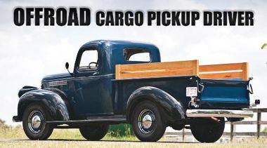 دانلود بازی مسابقات Offroad cargo pickup driver v1.0.0 – اندروید