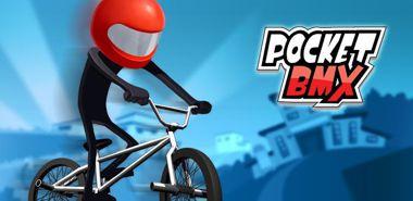 دانلود بازی فوق العاده دوچرخه سواری Pocket BMX v1.40 – اندروید