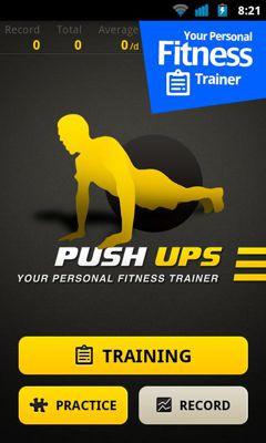 دانلود نرم افزار تمرین شنا Push Ups pro v3.04 – اندروید