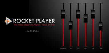 دانلود پلیر قدرتمند Rocket Music Player Premium v2.6.5.4 – اندروید