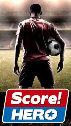 دانلود بازی فوق العاده هیجان انگیز Score! Hero v1.02 – اندروید