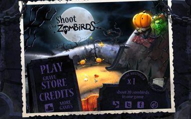 دانلود بازی شلیک به پرندگان زامبی Shoot The Zombirds v1.14 – اندروید