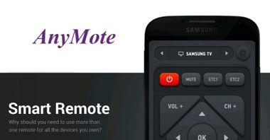 دانلود برنامه کنترل Smart IR Remote – AnyMote v3.2.0 – اندروید
