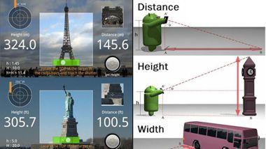دانلود نرم افزار فاصله سنج Smart Measure 1.6.0a – اندروید