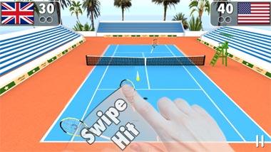 دانلود مسابقات تنیس Smash Tennis 3D v1.3 – اندروید